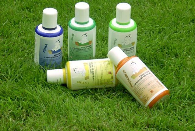 aromaterapia - olejki zapachowe