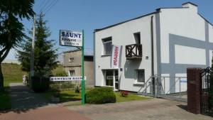 Firma Centrum Sauny Poznań - foto po remoncie